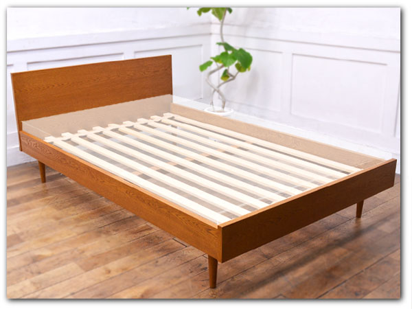 ... BED ベッドフレーム セミダブル