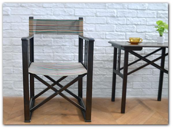山葉 日本楽器 折畳み椅子