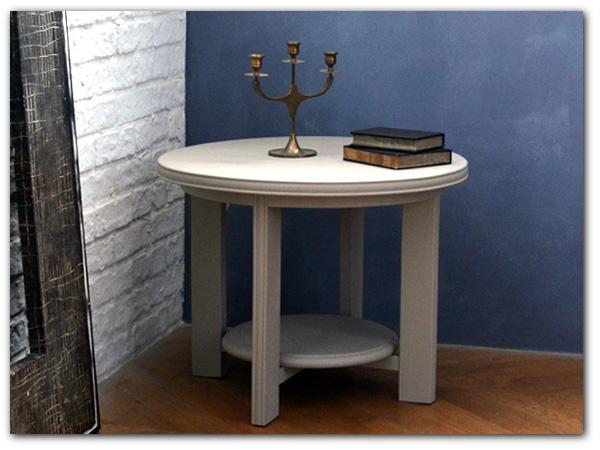 リペイント アールデコ サイドテーブル