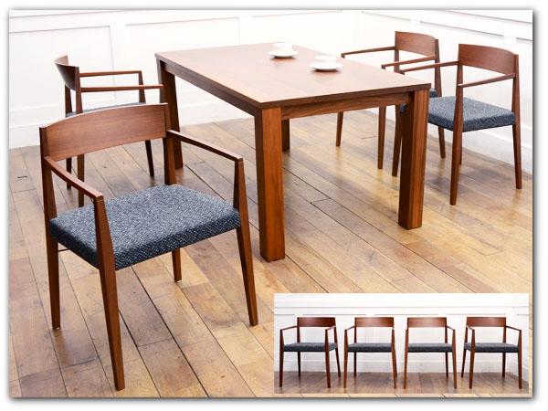 SHIN Dining chair 4脚セット