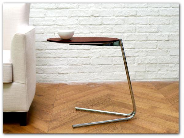 アイデック・モダン サイドテーブル Table LARG-54