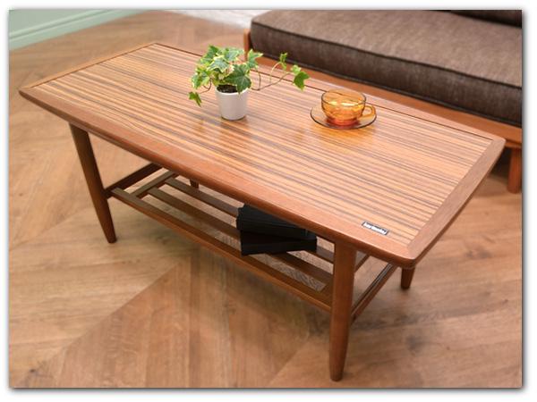 カリモク karimoku / Japan カリモク60 北欧レトロスタイル テーブル