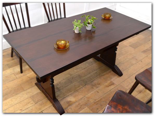 松本民芸家具 B型食卓 テーブル