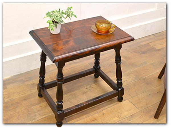 松本民芸家具 #25スツール・テーブル