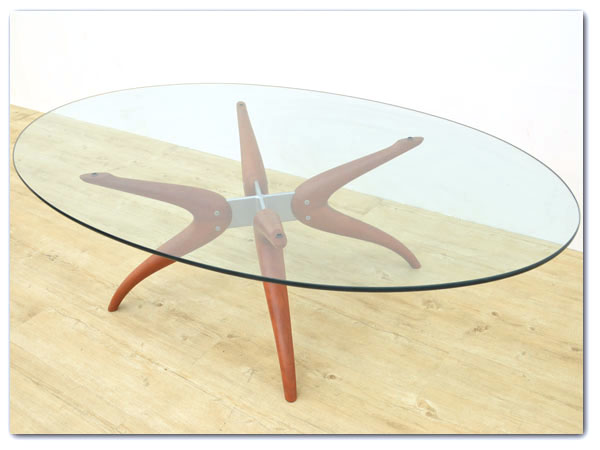 DENUO OVAL LIVING TABLE