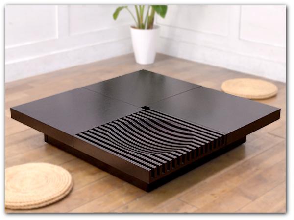 バリンジャー スライドテーブル ブラック