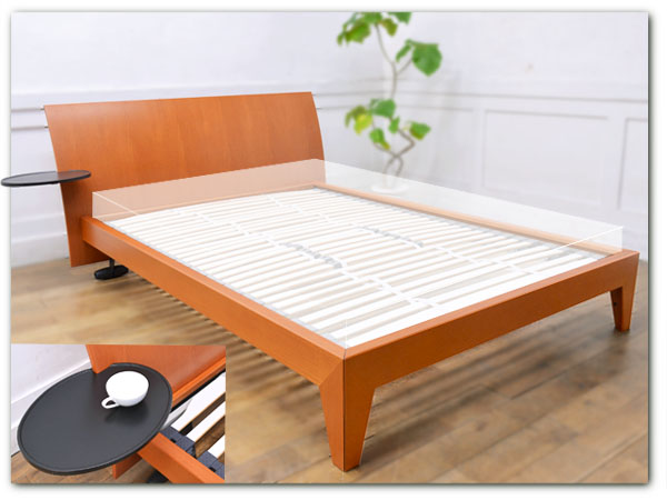 JUNO ベッドフレーム ダブルサイズ