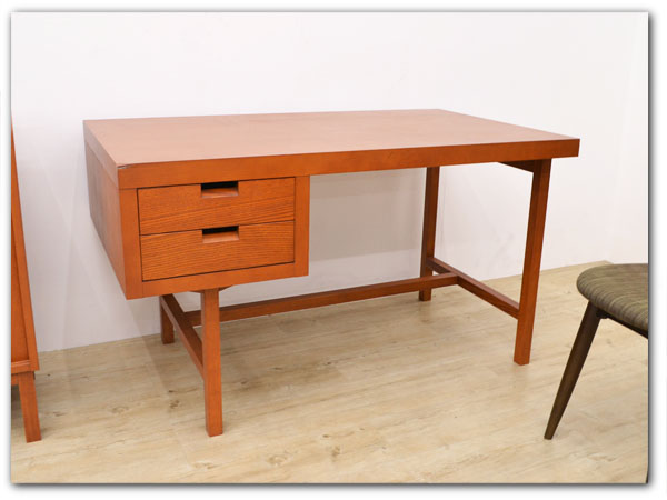 イデー IDEE / Japan ANTON DESK ANTON brown