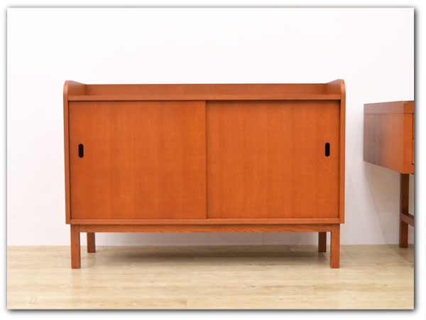 IDEE ANTON SIDE CABINET ANTON brown