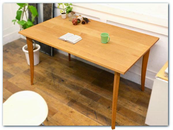 メープル テーブル