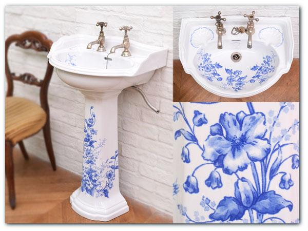 イギリス製 Imperial Bathroom Company 輸入洗面台