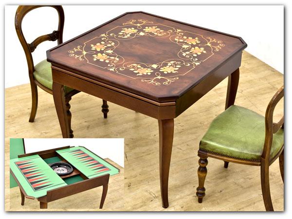 クラシック ゲームテーブル