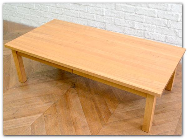 無印良品 / Japan 無印良品 オーク無垢材 ローテーブル