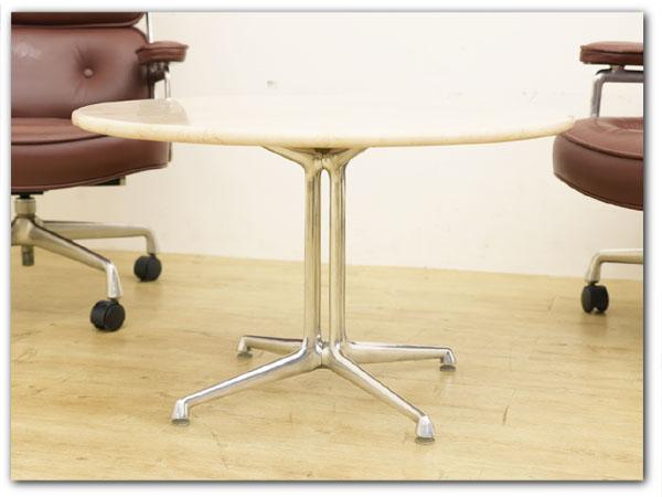 ラフォンダベース テーブル ヴィンテージマーブルトップ