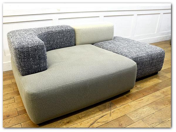 フリッツ・ハンセン Fritz Hansen / Denmark Alphabet sofa  PL210-3