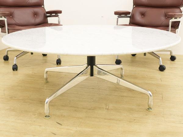 イームズテーブル アルミナムベース 丸テーブル アウトドア 大