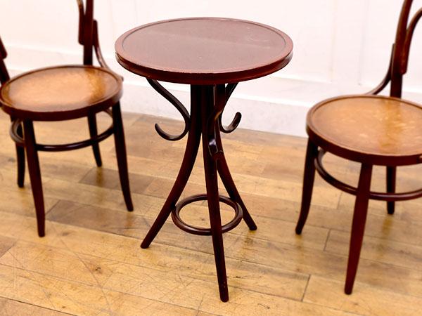 秋田木工 ティーテーブル