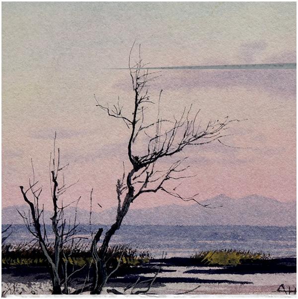 Brian Williams「湖北の夕べ」