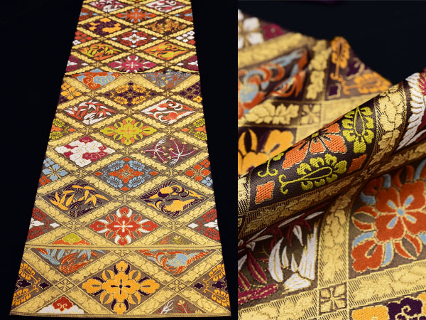 西陣 川島織物 袋帯