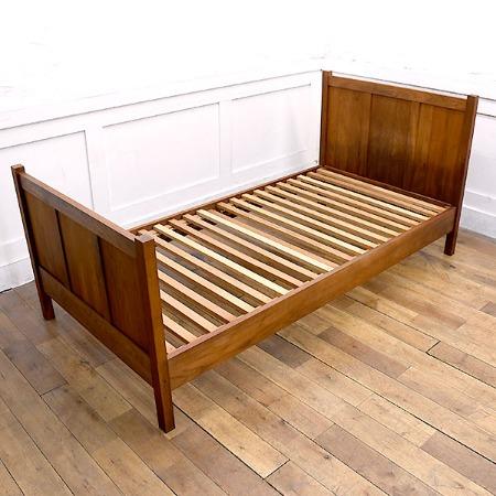 MISSION シングルベッド フレーム