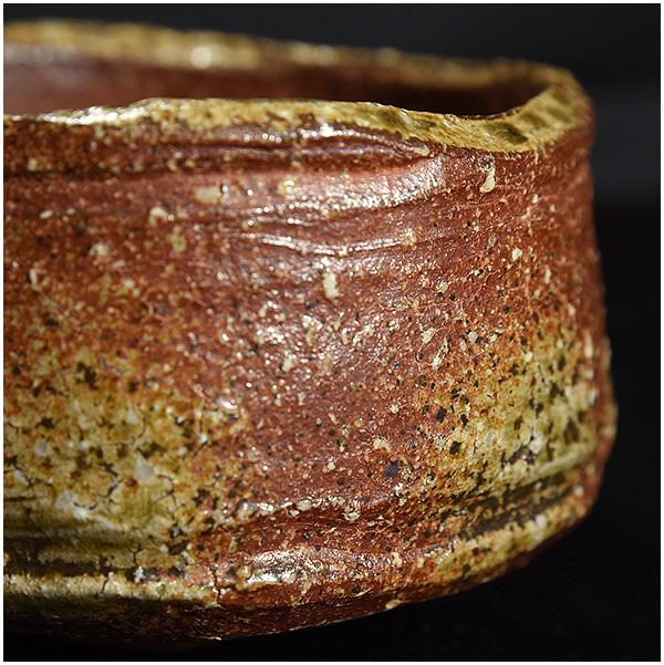 太閤窯 二代小西平内造 楽茶碗  共箱