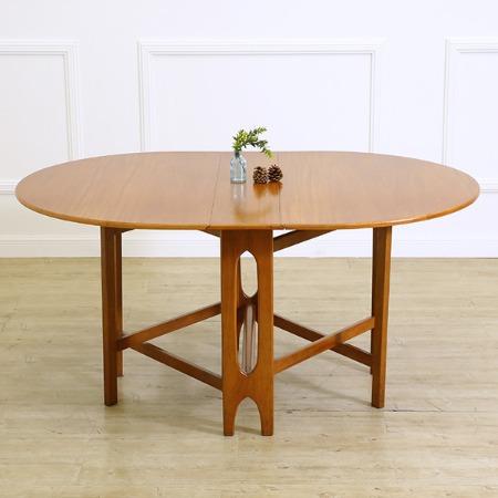 Jentique バタフライゲートレッグテーブル