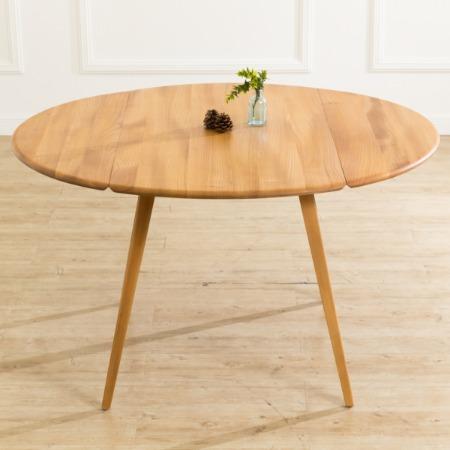 ERCOL ドロップリーフテーブル