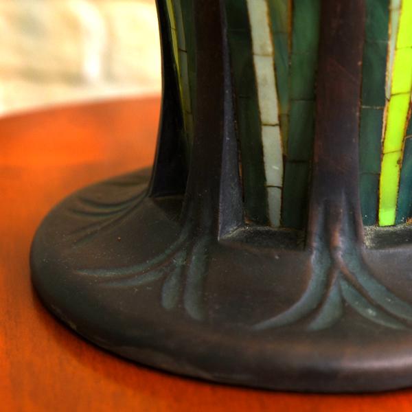 ステンドグラス ティファニーランプ