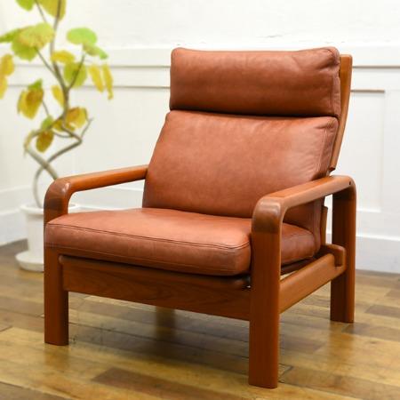 PJ furniture シングルソファ