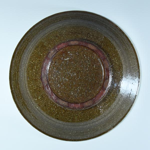 船木研児 絵皿 径23.5cm