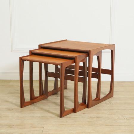 G-Plan Quadrille Nest Tables