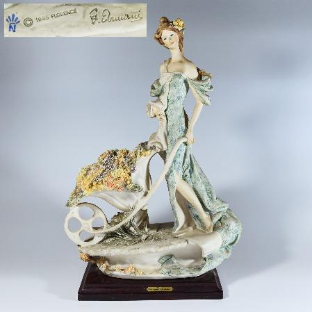 ジョゼッペ・アルマーニ フローレンス人形