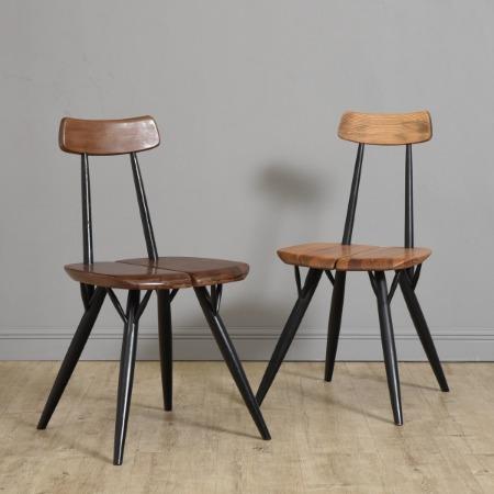 Laukaan puu社製 オリジナル Pirkka Chair 2脚セット