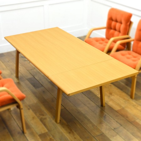 天童木工 バタフライテーブル
