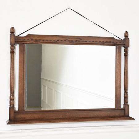ブルックス 壁掛け鏡