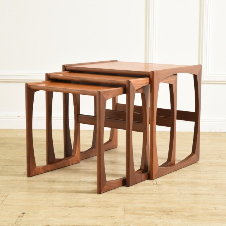 G-Plan Quadrille Nest Tables