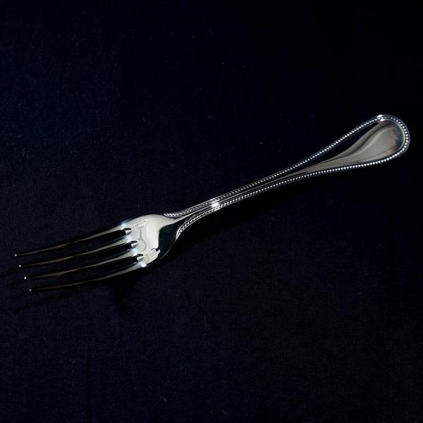 Christofle パール スタンダードフォーク6本セット