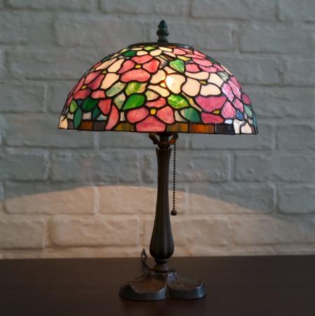 ステンドグラス ティファニーランプ1灯