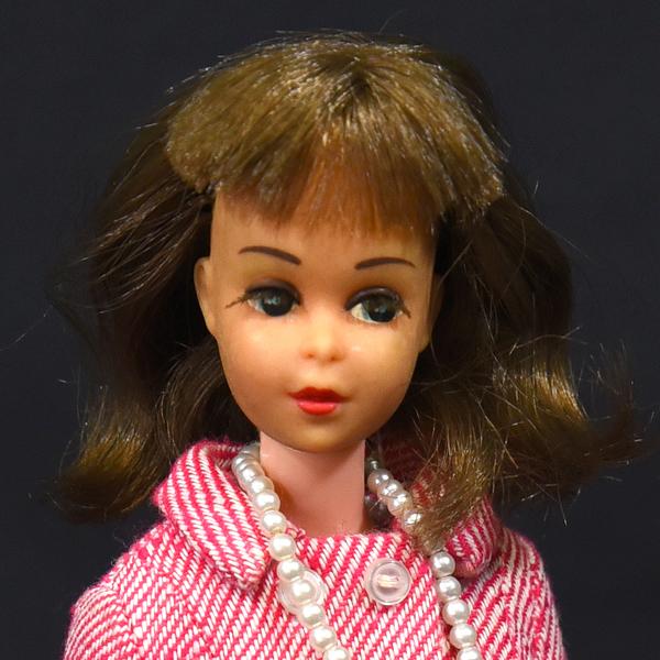 1965年 青い目のフランシー 日本製 ビンテージバービー