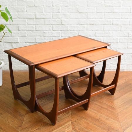 G-PLAN アストロ ネストコーヒーテーブル