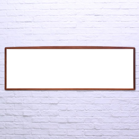 ジープラン G-PLAN (エベネゼル・グーム Ebenezer Gomme) / UK G-PLAN Fresco ウォールミラー