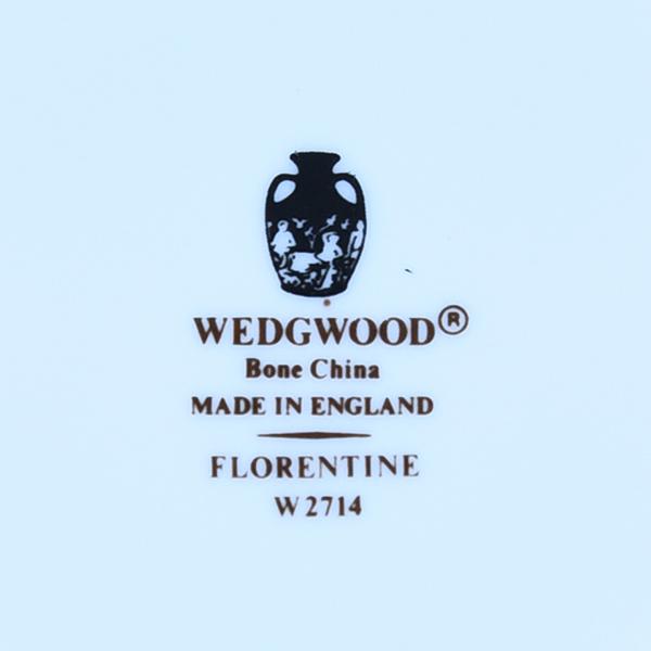 WEDGWOOD フロレンティーンターコイズ ティーセット
