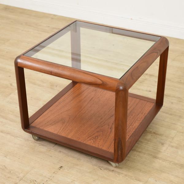 Fresco キューブ コーヒーテーブル