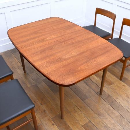 G-PLAN フレスコ レクタングル エクステンションテーブル