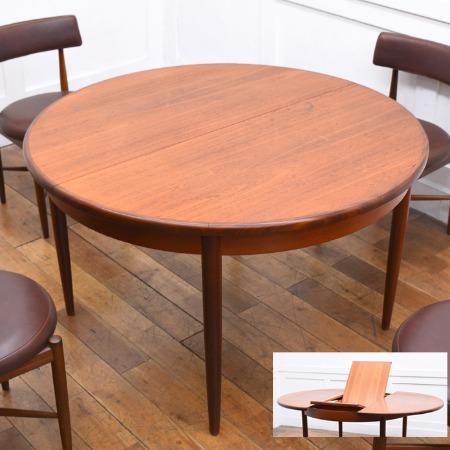 G-PLAN エクステンション ラウンドテーブル