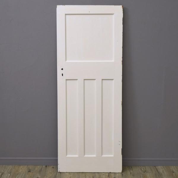 #30308 英国アンティーク パイン材 ドア コンディション画像 - 4