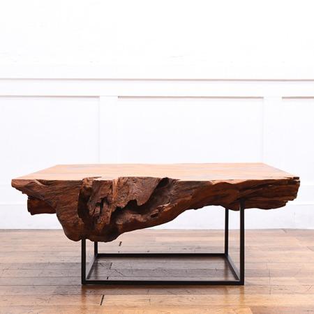 屋久杉 ローテーブル