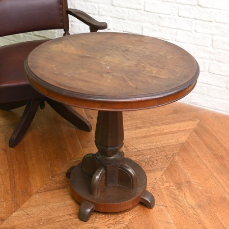大正浪漫 アールデコ様式 ラウンドテーブル