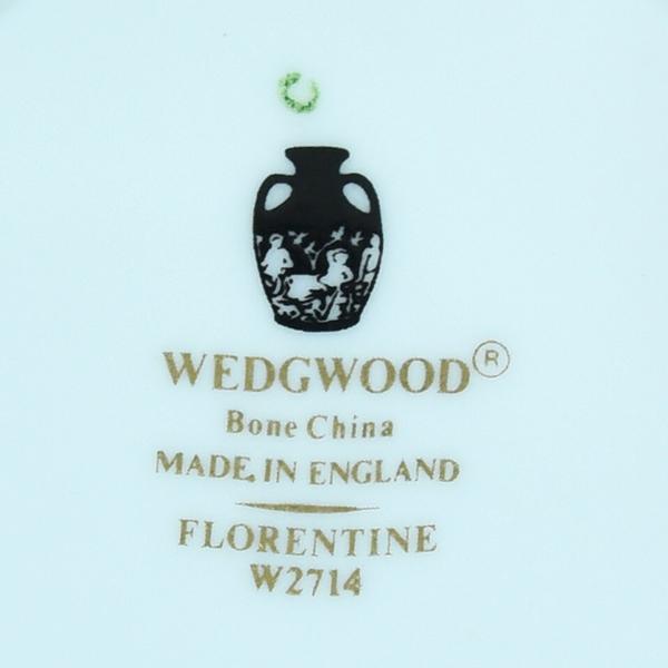 WEDGWOOD フロレンティーンターコイズ6点セット カップ&ソーサー