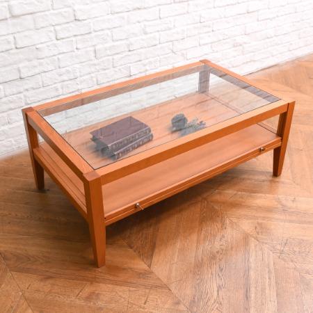 モダンスタイル ガラストップコレクションセンターテーブル